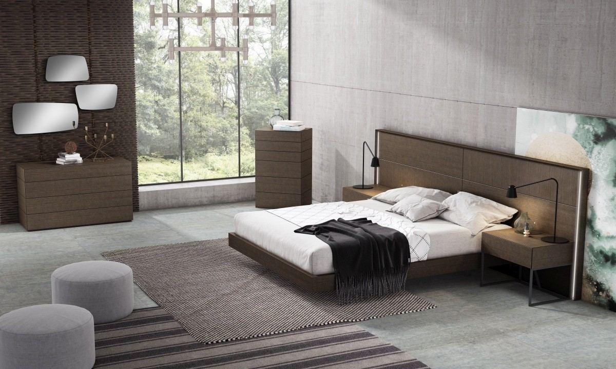 Bedroom Set Verona brown
