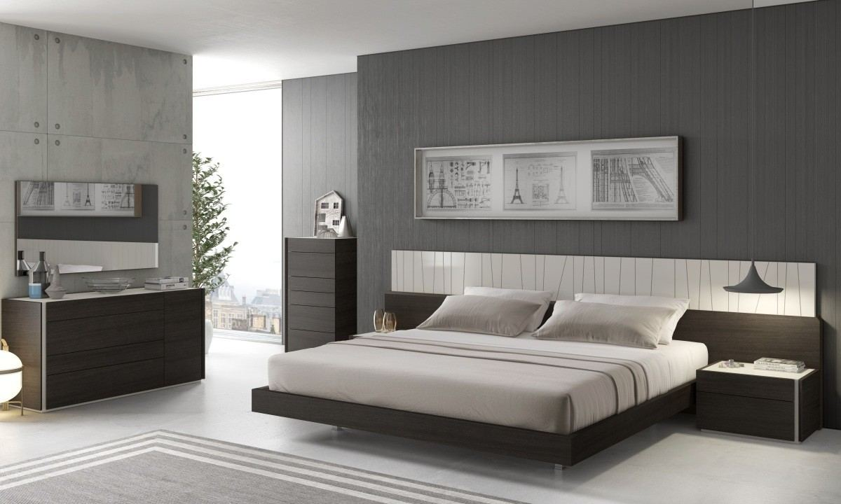 Bedroom Set Capri wenge