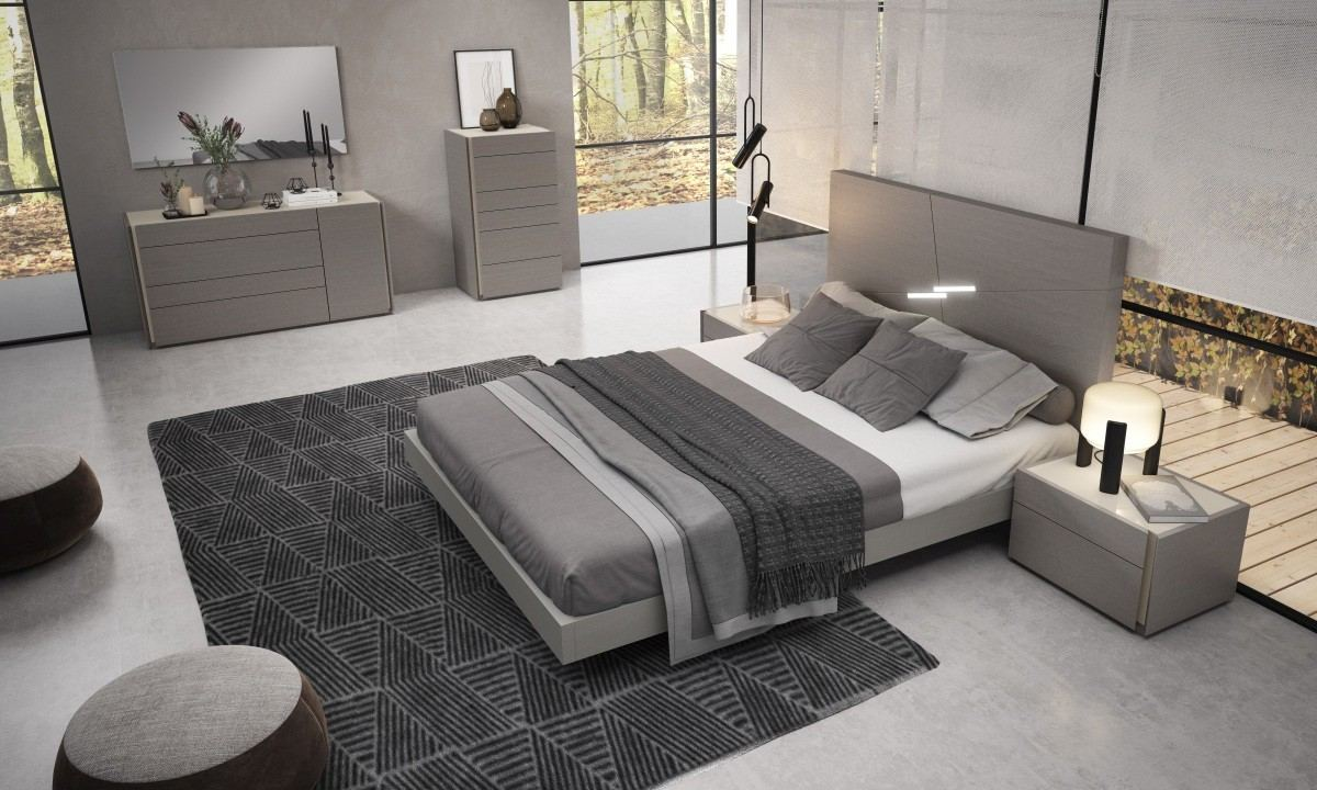 Bedroom Set Modena grey