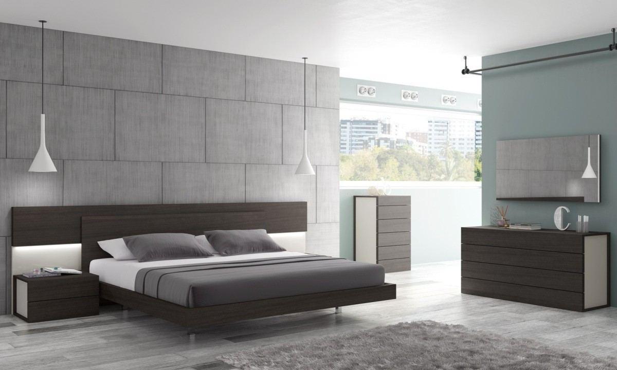 Bedroom Set Milan black
