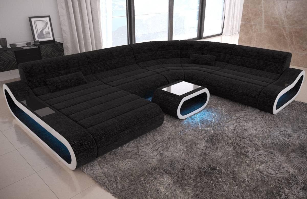 Big Design Fabric Sofa Concept XL