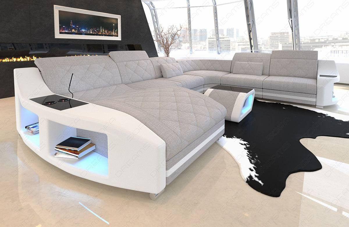 XL Fabric Sectional Sofa Palm Beach - hugo 2