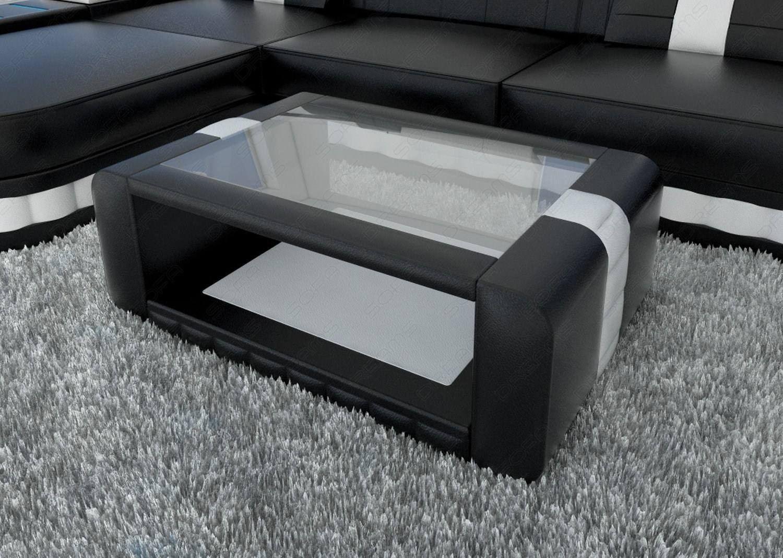 Design Coffee Table Boston in black-white