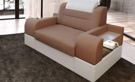 TV armchair Orlando with optional relax function - Mineva 21