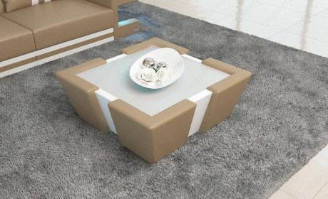 Leather Coffee Table New Jersey