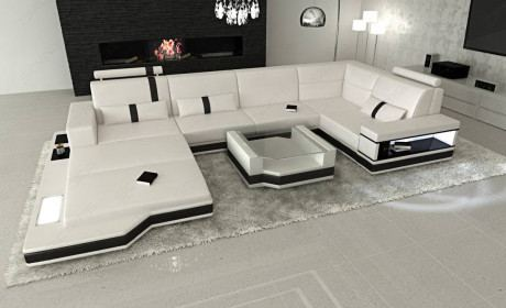 Design U Shaped Sofa Los Angeles