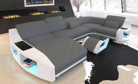 Modern Corner Sofas | Large Sectional Sofas | SofaDreams