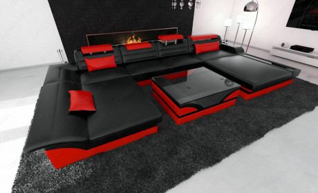 Modern Luxury Leather Sofas and Sectionals by Sofadreams ...