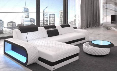 Modern Luxury Leather Sofas and Sectionals by Sofadreams