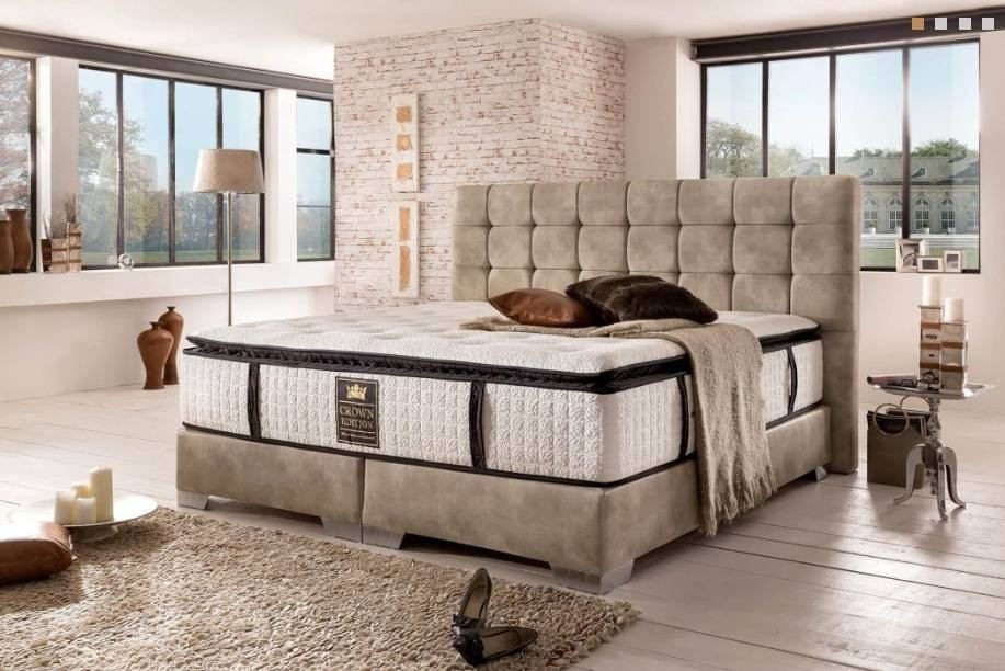 Design Boxspringbed Arizona stone