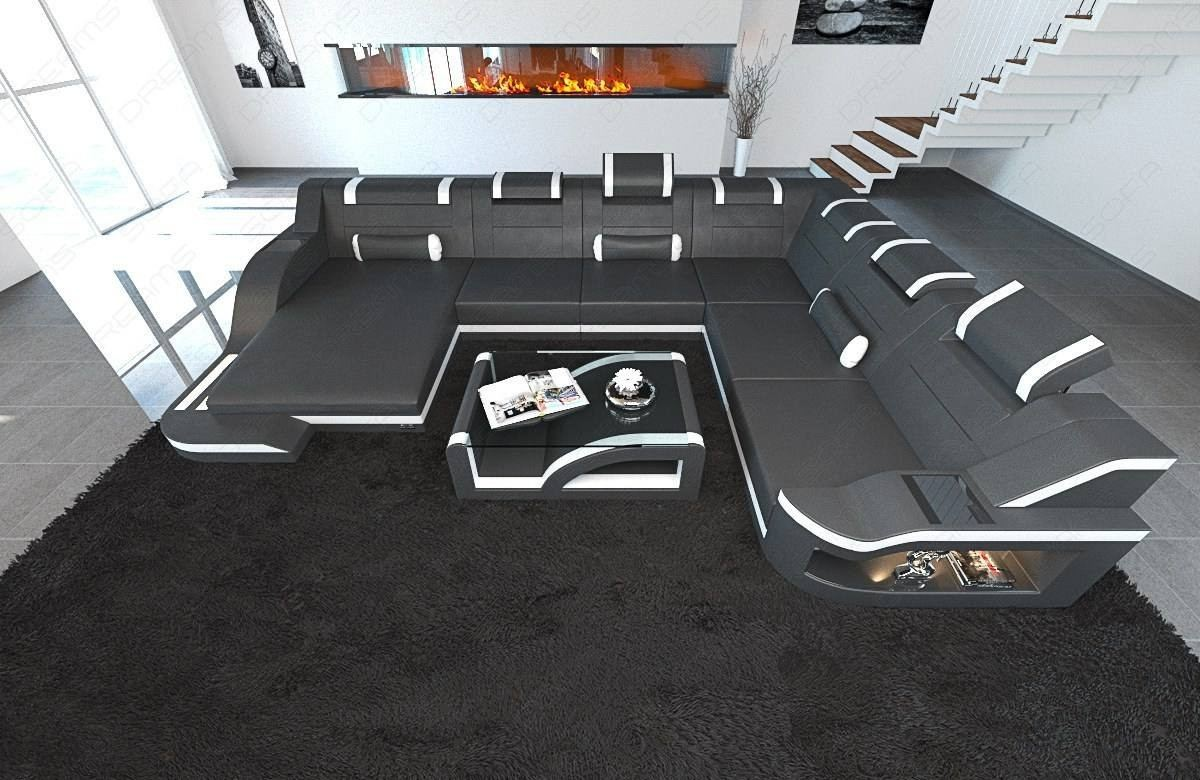 Surprising Design Sectional Sofa Detroit Led Xl Shape Dailytribune Chair Design For Home Dailytribuneorg