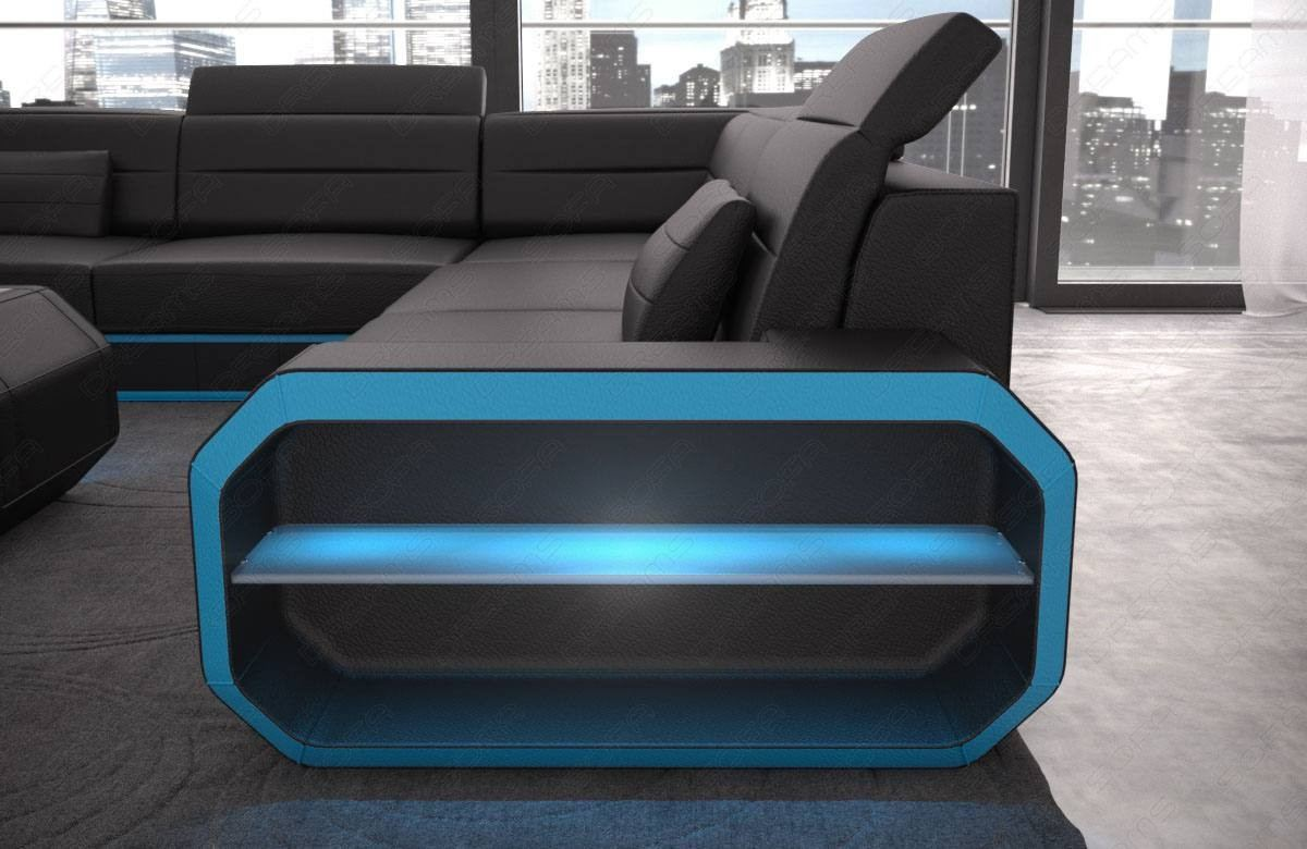 Leather Sectional Sofa Seattle U Shape