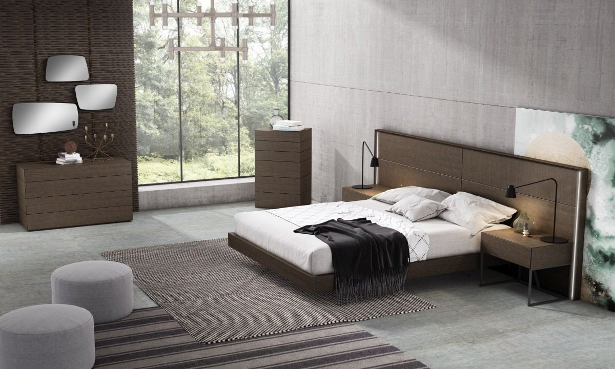Brown Luxury Bedroom Furniture Set Verona Sofadreams