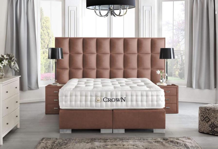 Wondrous Boxspring Bed Las Vegas Quilted Dailytribune Chair Design For Home Dailytribuneorg