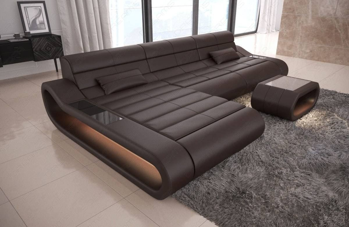 Modular Sectional Sofa Concept L Long Leather Sectional