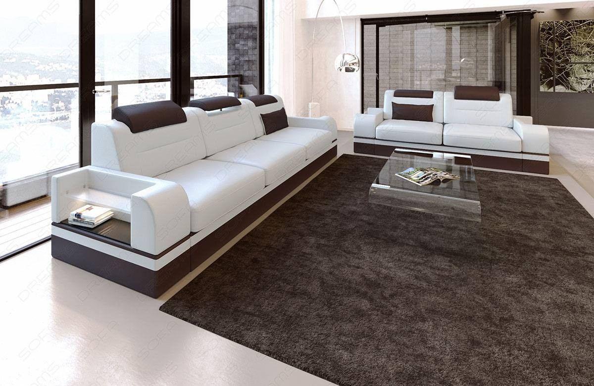Sofa Set 3 and 2 seater Orlando LED