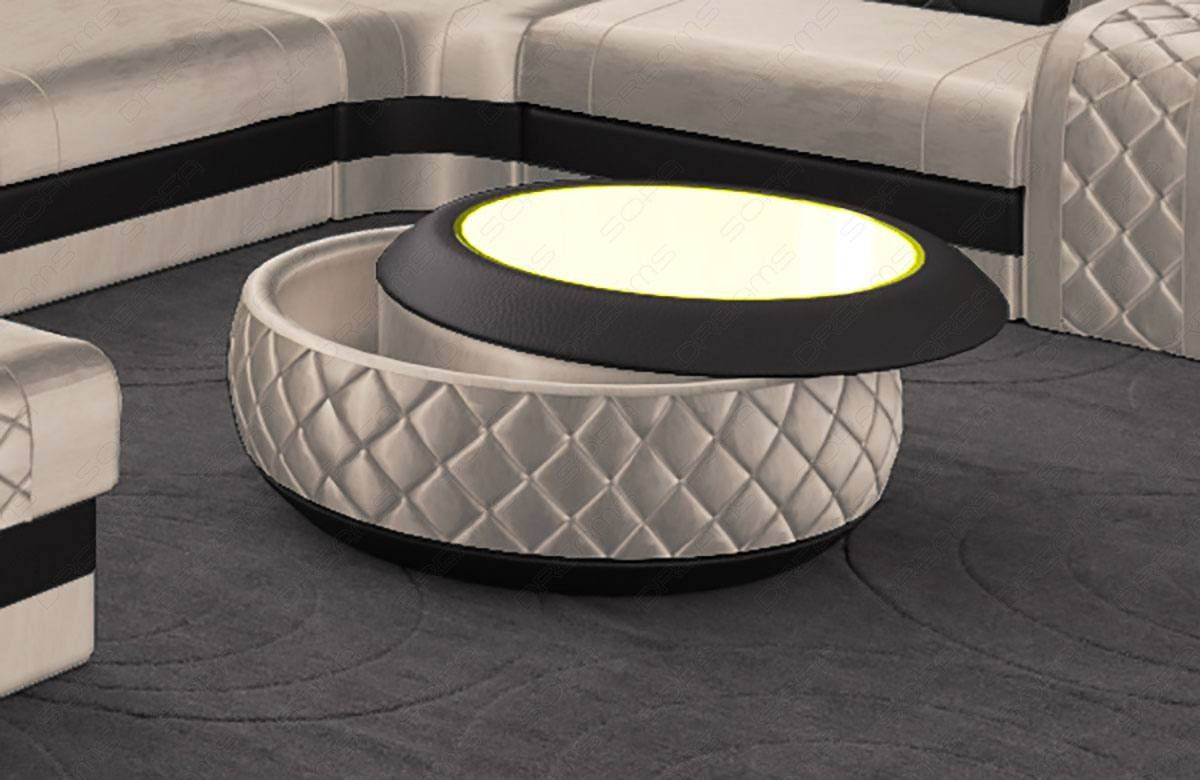 Fabric Coffee Table Charlotte