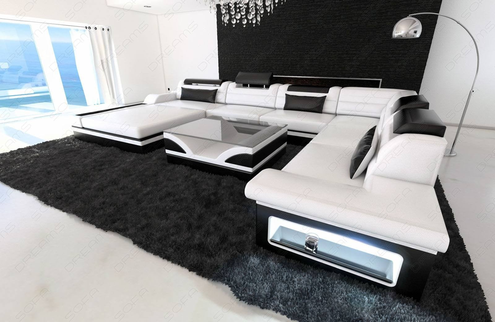 Surprising Design Sectional Sofa Orlando Xl With Led Lights Andrewgaddart Wooden Chair Designs For Living Room Andrewgaddartcom
