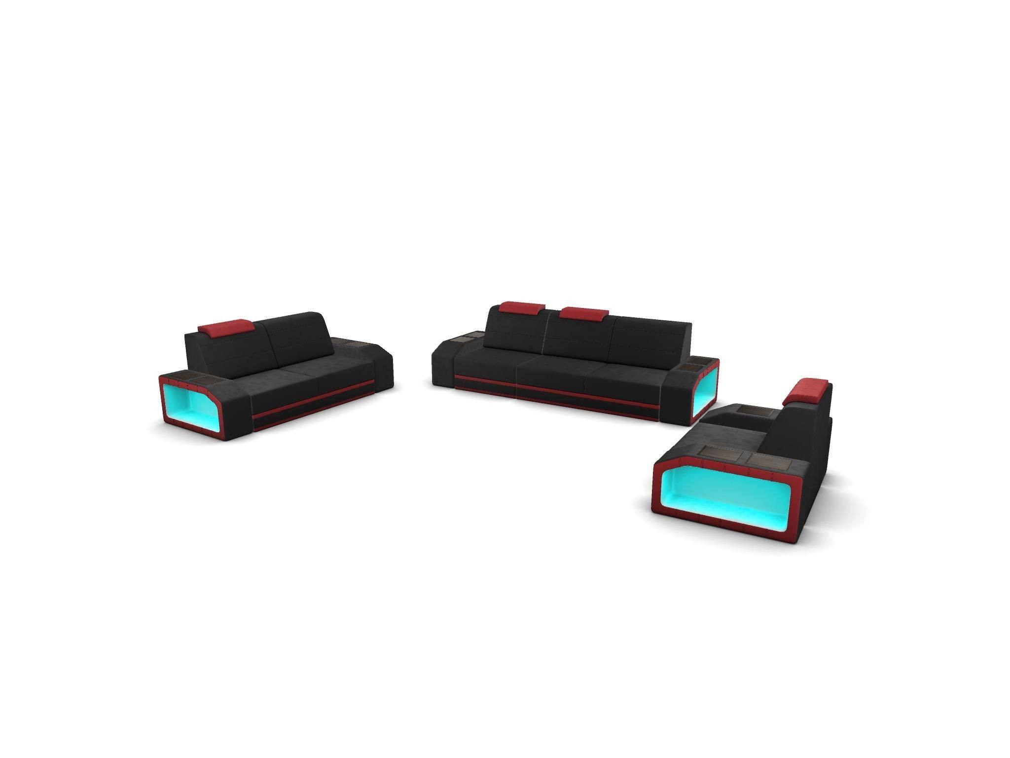 Sofa Set Dallas 3-2-1