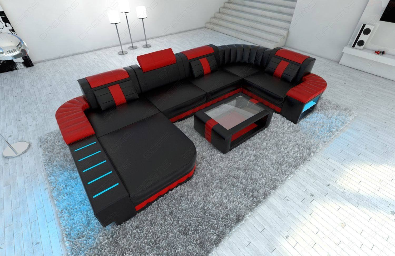 Peachy Design Sectional Sofa Boston Led U Shape Pabps2019 Chair Design Images Pabps2019Com