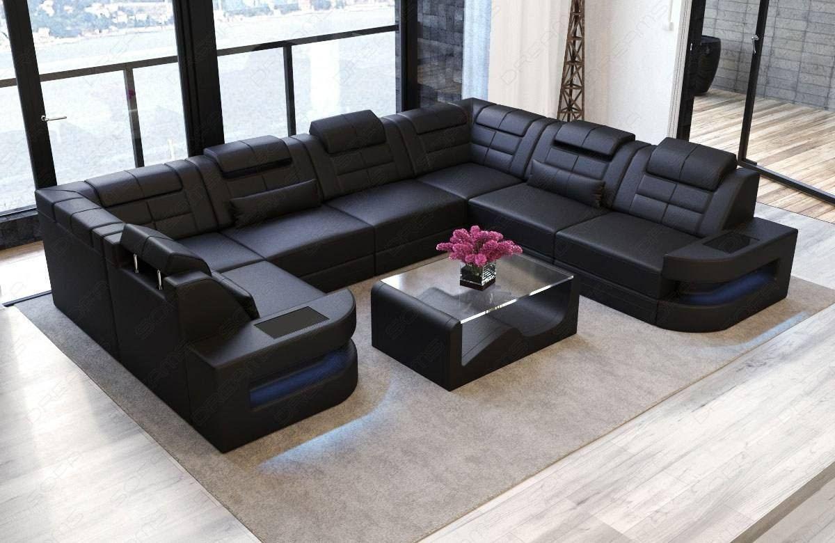 Denver Leather Sofa | Sofadreams
