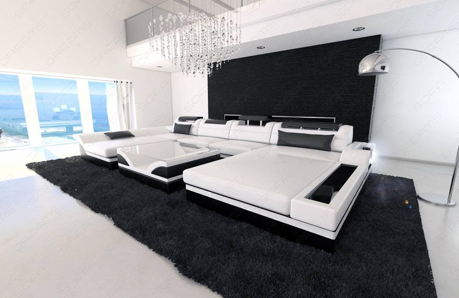 Big Sectional Sofa Chicago LED
