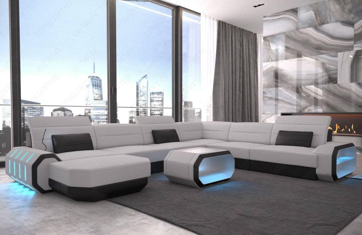 Brooklyn Modern Fabric Sectional Sofa | Sofadreams
