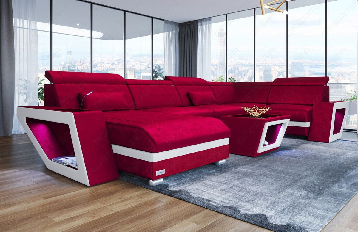 Picture of: Sectional Fabric Couch Nashville U Large Fabric Sectionals Fabric Sectionals And Sofas