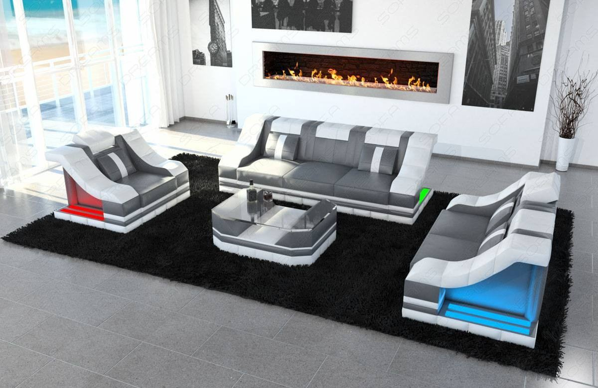 leather sofa set new york 3 2 1 led sofa sets leather sectional sofas