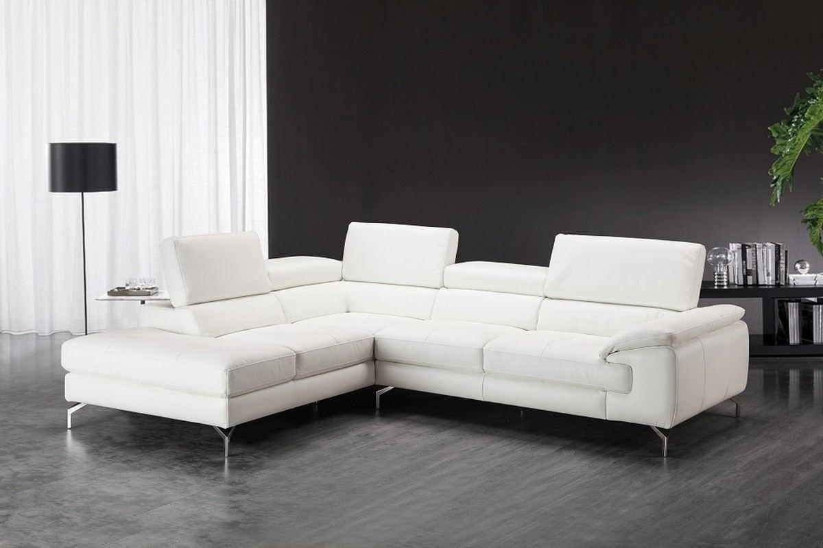 Sectional Leather Sofa Otello