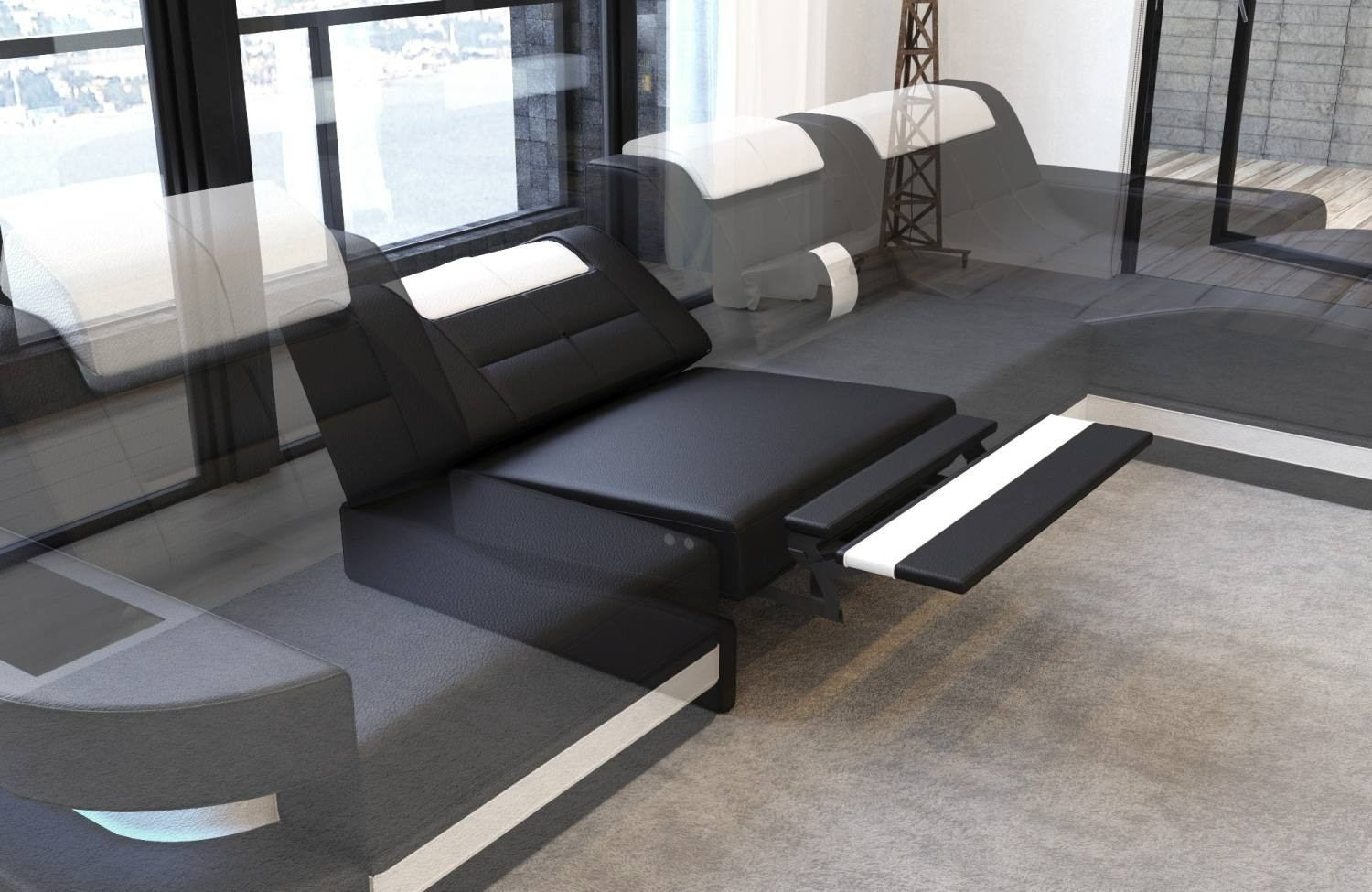 Recliner Relax Function For Sofas