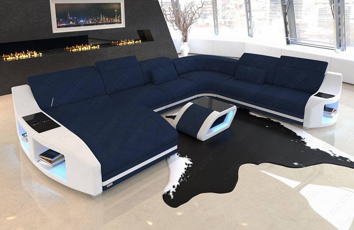 Xl Fabric Sectional Sofa Palm Beach