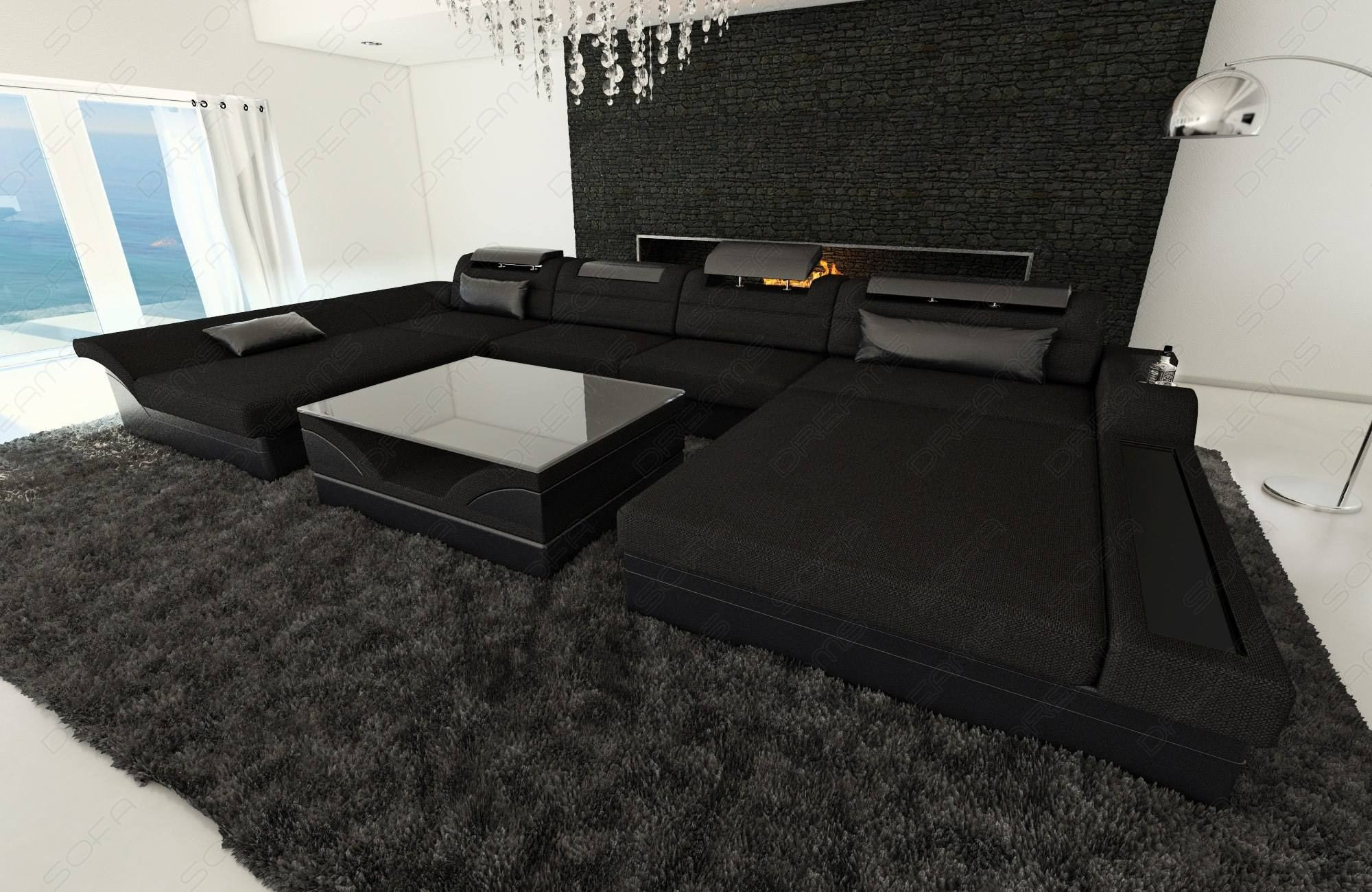 Modern Corner Sofas