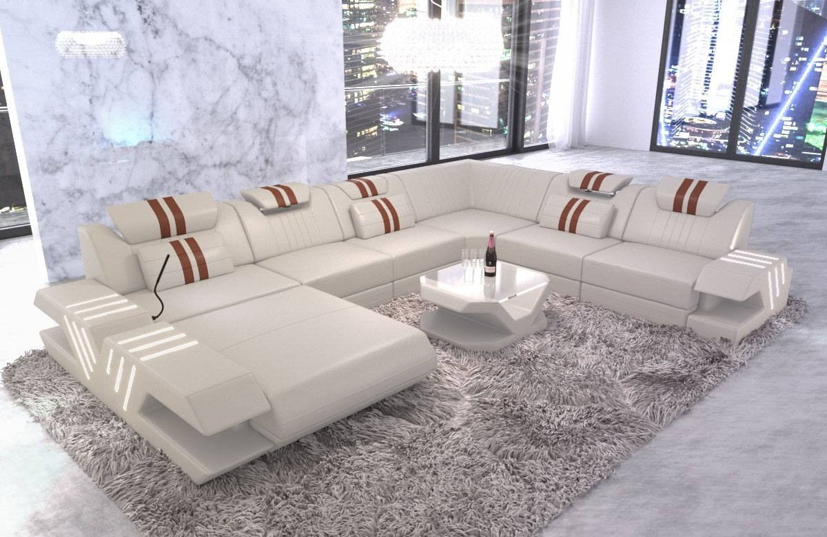beverly hills xl leather sofa sofadreams