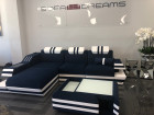 Fabric Design Sectional Hollywood L Shaped