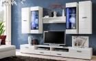 Wall Unit BARBADOS white