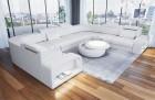 Corner Sofa Phoenix L Shape white