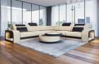 Design Sectional Sofa Phoenix L Sun Velvet Fabric SV1001