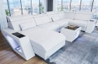 Sectional Sofa Nashville U Shape white