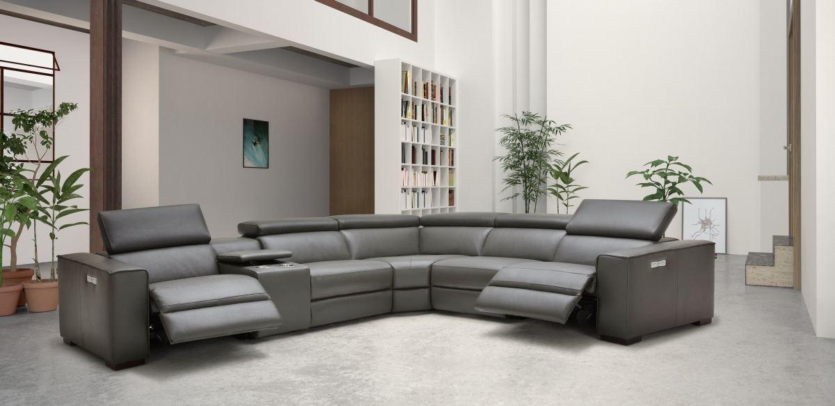 Pisa Italian Recliner Sofa Sofadreams, Sofas With Recliners