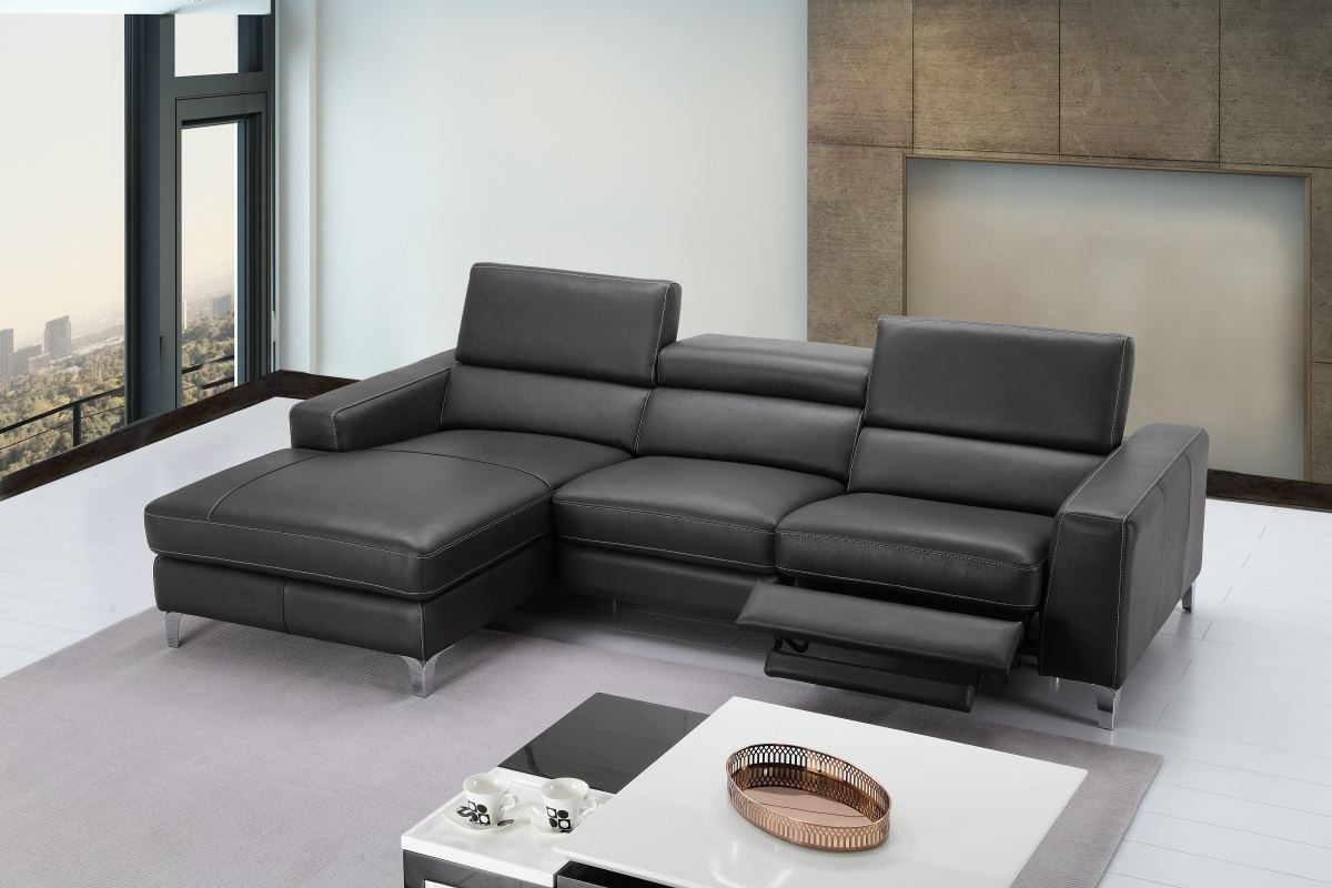 Motion Recliner Sofa Adoni black