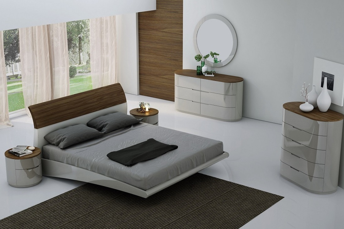 Bedroom Set Venice - with optionally Nightstands