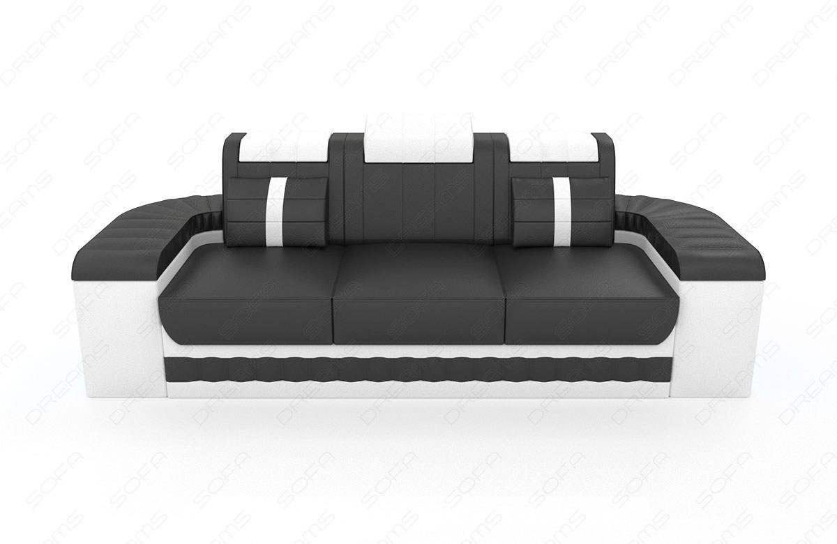Boston 3 2 1 Led Leather Sofa Sets Sofadreams