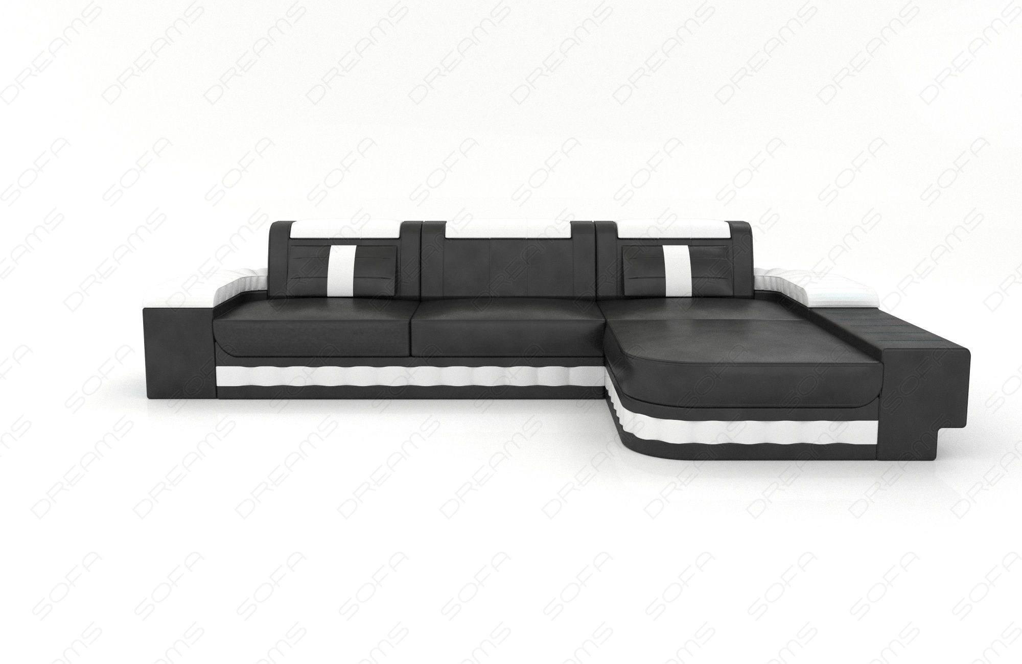 mega sectional fabric sofa boston l with led. Black Bedroom Furniture Sets. Home Design Ideas