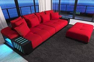 Fabric sofas and couches