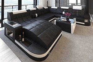 shape large brown long black on a sofas extra gray wooden leather floor in furniture cozy the sectional